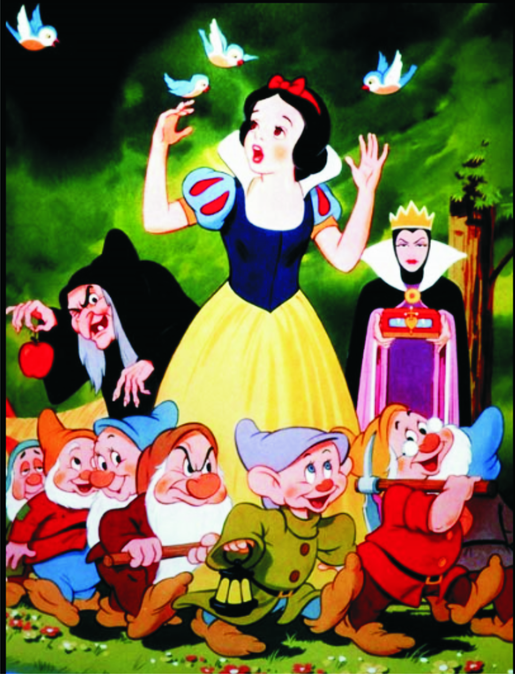 Snow white and the sesvn goblins sex photos