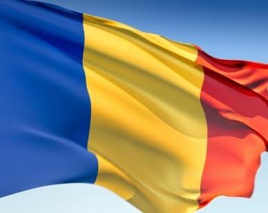 Image result for steag tricolor romanesc