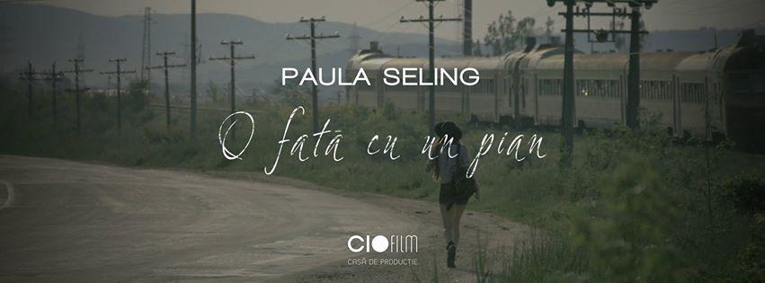 o fata cu un pian Paula Seling